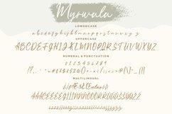 Myrwala Signature Script Product Image 4
