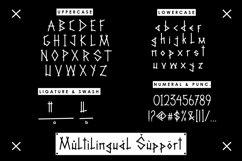 Samdwoz Graffiti Typeface Product Image 6