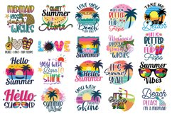 Summer Sublimation Bundle - 20 Designs Product Image 2