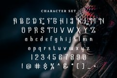 Web Font The Worshipers Product Image 4