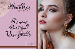 Namilla Script Product Image 4