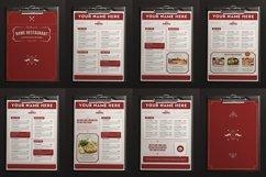 Classy Food Menu 2 Product Image 2