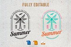15 Summer Logo Labels & Badges Bundle Product Image 2