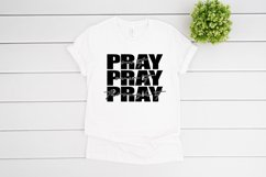 Pray On It SVG files for Cricut, Pray Over It svg cut file Product Image 3