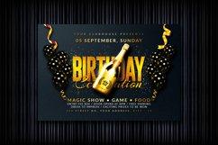 Birthday Flyer Product Image 1