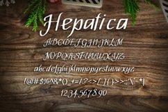 Hepatica Font Product Image 2