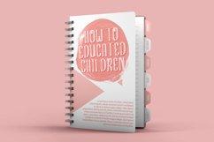 Shiny Kids - Playful Display Font Product Image 5