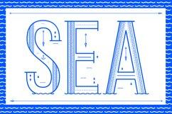 Sea Font Product Image 1