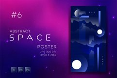 Abstract space #6 Product Image 2