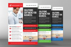 Marketing Consulting Business Flyer Template Product Image 2