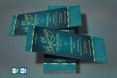Church Anniversary Word Publisher Ticket Bundle Product Image 6