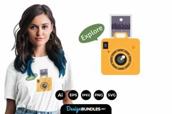 Explore for T-Shirt Design Product Image 1