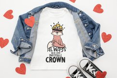 Fox SVG   Inspirational SVG   Wear Your Crown Product Image 2