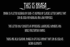 Braga & extras Product Image 2