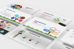 Tree Infographic Powerpoint Template Product Image 4