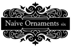 Naive Ornaments Six Product Image 1