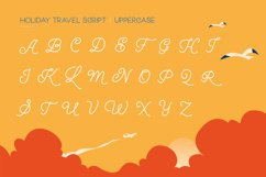 Holiday Travel Font Duo Product Image 6