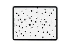 Procreate stars brush for iPad, iPad pro Product Image 1
