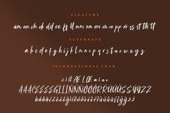 Barthony Handwritten Script Product Image 6