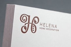 Web Font Monogramia 2 Product Image 4