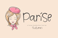 Parise Product Image 1