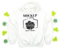 Mockup Bundle - Bella Canvas 3001 - Gildan 18000 and 18500 Product Image 2