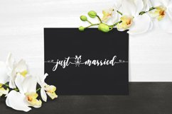 Just Married BUNDLE Cut Files - SVG & PNG Product Image 1