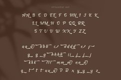 Asthan - a classy bold typeface Product Image 5
