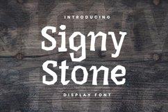 Signy Stone Font Product Image 1