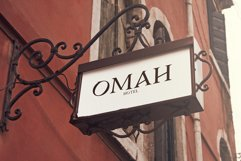 AsMATH A Sharp Serif Font Product Image 5