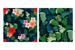 Tropical seamless patterns Product Image 5