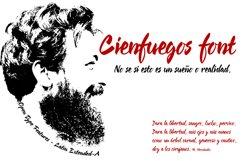 Cienfuegos font Product Image 1