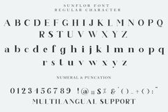 Sunflor-A New Crafter & Monogram Serif Font Product Image 2