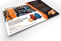 Sports Outlet Flyer Template Product Image 4