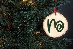 Christmas Love - Christmas Monogram Font Product Image 4