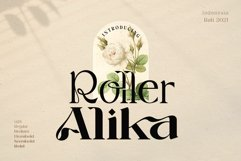 Roller Alika Product Image 1