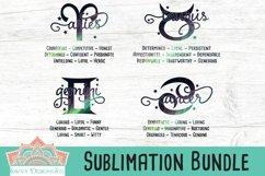 Zodiac Traits Sublimation Bundle Product Image 3