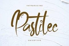 Pastilec   Unicotype Font Product Image 1