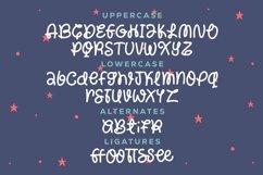 Web Font Dembina - Curey Chrisimas Font Product Image 4