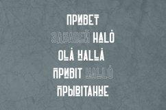Harrison - Retro typeface Product Image 2