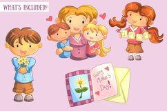 Mother's Day Clip Art Collection Product Image 2