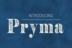 Pryma font Product Image 2