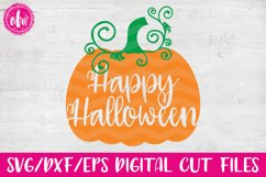 Fall Bundle - SVG, DXF, EPS Cut Files Product Image 6