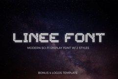 LINEE Display - Scifi & Modern Look Product Image 2