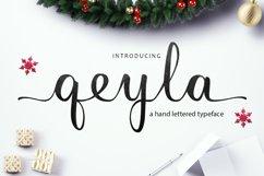 Qeyla Script Product Image 1