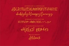 Web Font Jhaliel - Beauty Script Font Product Image 3