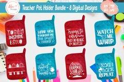 Bestseller Mega Pot Holder / Kitchen Baking Bundle SVG Product Image 4