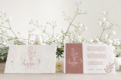 Amiela - Flower Calligraphy Product Image 12
