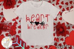 LoveFest A Cute Heart Font Product Image 3