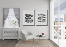 Home and Family Quotes.15 SVG Designs Product Image 5